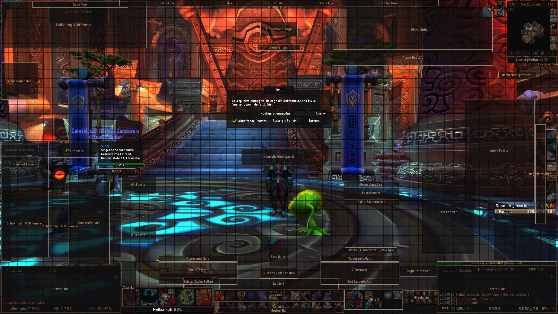 Addons wow elvui ~ player zone